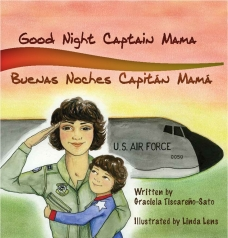 Good Night Captain Mama by Graciela Tiscareño-Sato